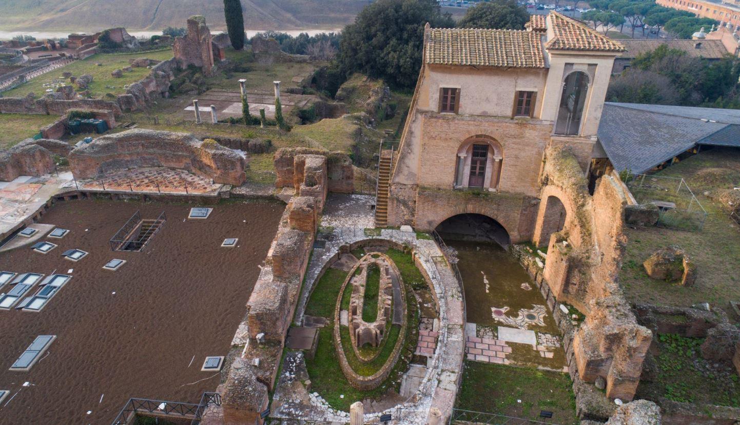 Parco Archeologico del Colosseo: conclusi i lavori di restauro della Domus Flavia