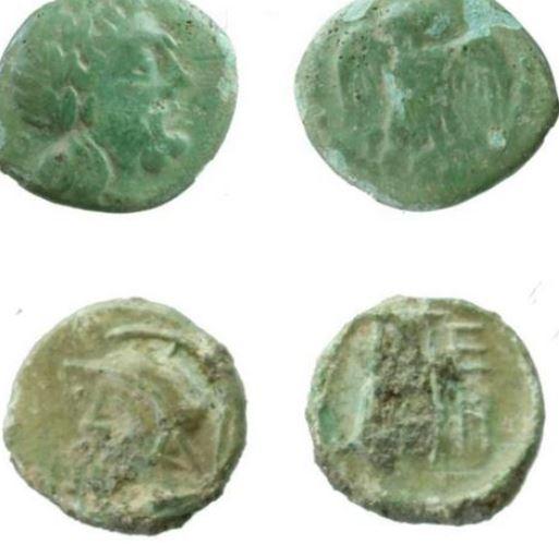 Le monete di Elena/Velia: attivato dal MIbact l'intervento di restauro, grazie a Fondazione NC