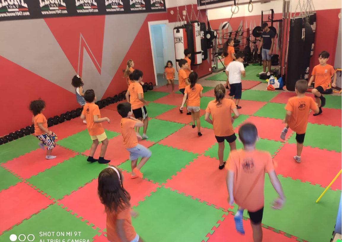 """Programma Covid 19 - 2021: lo """"Sport per tutti"""" dell'Associazione Anthony Pilli Boxing Team"""
